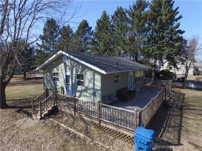 Barron County Single Family Home Active Under Contract: 129 Maple Street N