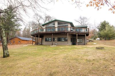 Webster Single Family Home For Sale: 27422 Pepin Road