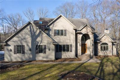 Eau Claire Single Family Home Active Under Contract: 5920 Wild Rose Lane