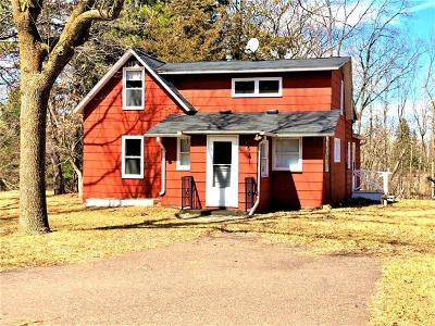 Siren WI Single Family Home For Sale: $107,000