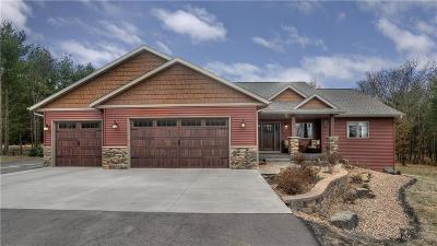 Osseo WI Single Family Home For Sale: $374,900