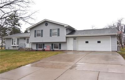 Barron County Single Family Home For Sale: 406 Hilltop Drive