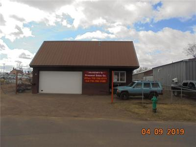 Rice Lake WI Commercial For Sale: $150,000