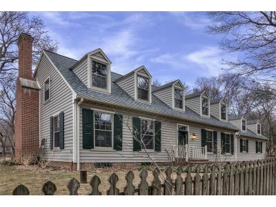 Eau Claire Single Family Home Active Under Contract: 2120 Ashley Road