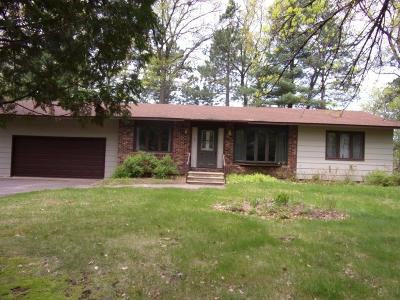 Spooner Single Family Home For Sale: 309 Woodlawn Street