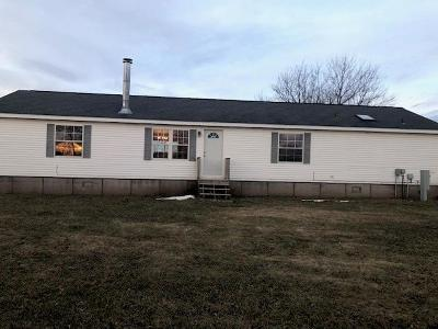 Elk Mound Single Family Home Active Under Contract: 1051 S Buena Vista Road
