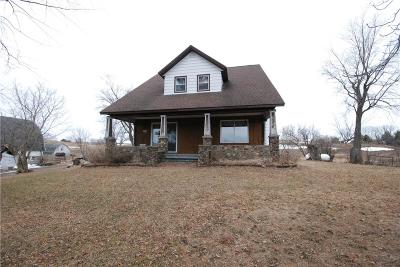 Single Family Home For Sale: 17210 State Highway 178