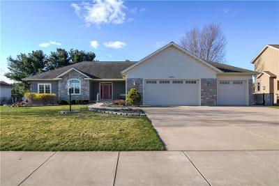 Eau Claire Single Family Home For Sale: 1801 Pine Park Drive