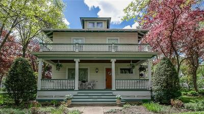 Single Family Home For Sale: 463 Gilbert Avenue