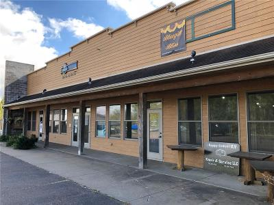 Birchwood Commercial For Sale: 101 E Highway 48