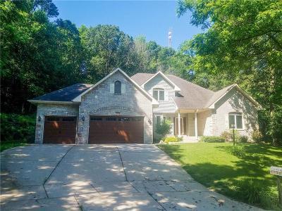 Eau Claire Single Family Home For Sale: 3128 Catur Lane