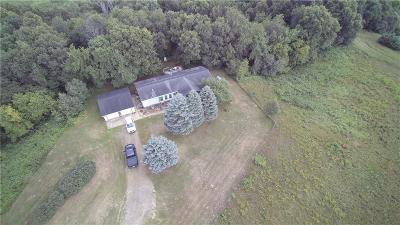 Jackson County, Clark County Single Family Home For Sale: N10040 Jacobson Road