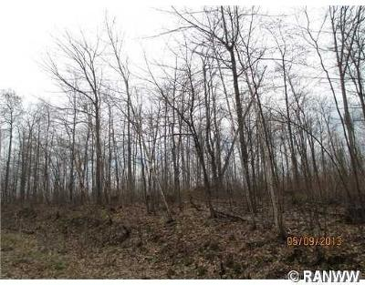Birchwood WI Residential Lots & Land For Sale: $39,900