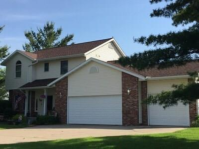 Menomonie Single Family Home Active Under Contract: 1910 Trimble Trail NE