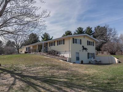 Menomonie Single Family Home Active Under Contract: N5423 370th Street