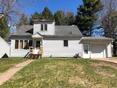 Black River Falls Single Family Home For Sale: 1031 Van Buren Street