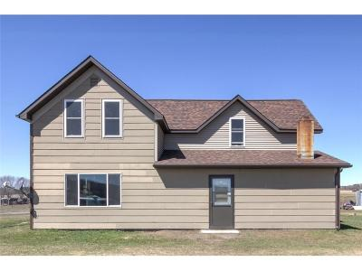 Osseo WI Single Family Home For Sale: $134,900