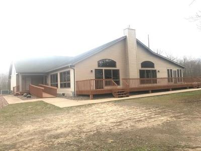 Jackson County Commercial For Sale: N11697/N11701 State Hwy 12/27