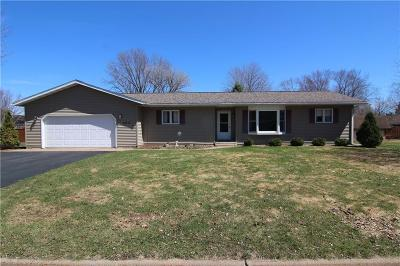 RICE LAKE Single Family Home Active Under Contract: 323 Badger Road