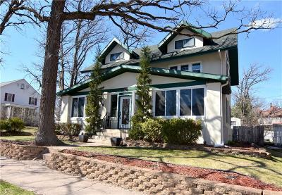 RICE LAKE Single Family Home Active Under Contract: 27 W Stout Street