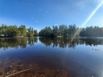 Jackson County, Clark County Residential Lots & Land For Sale: W8736 Emerald Lake Road