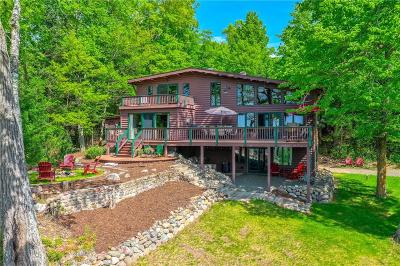 Hayward Single Family Home For Sale: 10405w Sugar Bush Lane