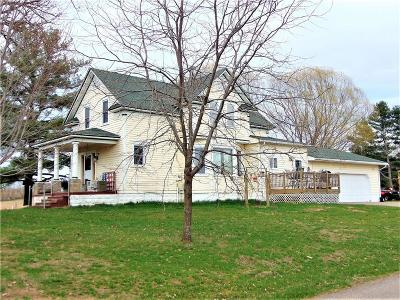 Whitehall Single Family Home Active Under Contract: N41878/N41854 County Rd E