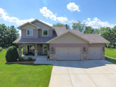 Chippewa Falls Single Family Home For Sale: 1734 Brickyard Lane