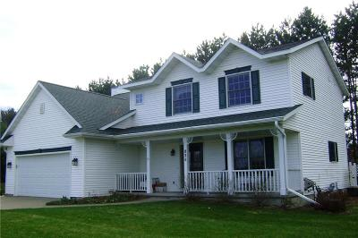 Black River Falls Single Family Home Active Under Contract: 836 Westwind Drive