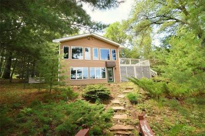 Webster Single Family Home For Sale: 27194 Corbin Road