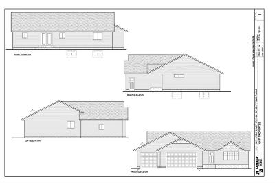 Chippewa Falls Single Family Home Active Under Contract: Lot 27 194th Street