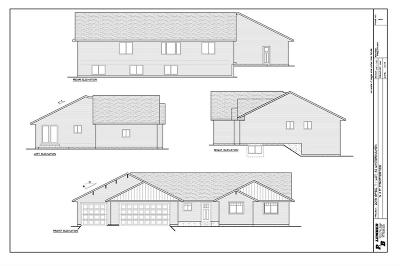 Eau Claire Single Family Home Active Under Contract: Lot 42 Basswood Street