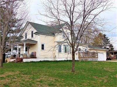 Whitehall Single Family Home Active Under Contract: N41878 County Rd E