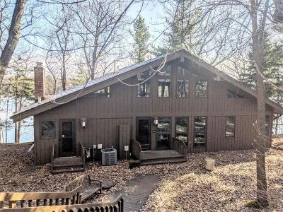 Barron County Single Family Home For Sale: 1835 Cth H