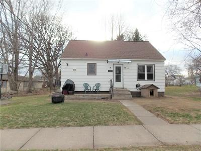 Barron County Single Family Home Active Under Contract: 524 Noble Avenue