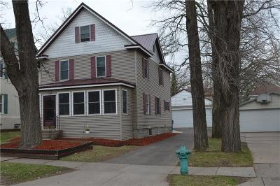 RICE LAKE Single Family Home Active Under Contract: 23 W Stout Street