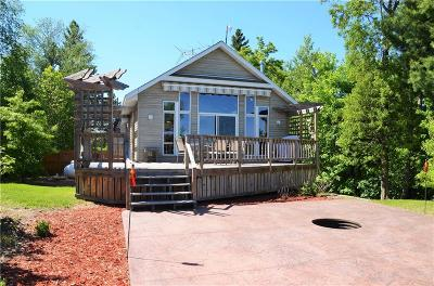 Webster Single Family Home Active Under Contract: 26872 Hopkins Road