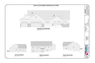 Eau Claire Single Family Home For Sale: 3891 Highview Drive