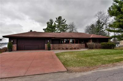 Rice Lake WI Single Family Home Active Under Contract: $495,000