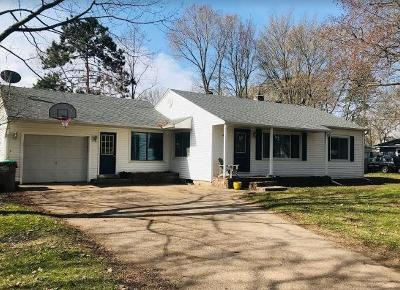 Chippewa Falls Single Family Home Active Under Contract: 621 Stanley Street