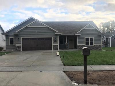 Eau Claire Single Family Home For Sale: 4215 Harless Road