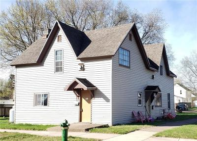 Chippewa Falls Multi Family Home For Sale: 202 S Rural Street #2