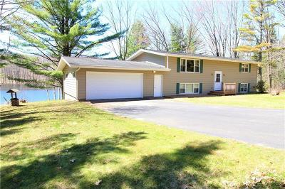 Birchwood Single Family Home For Sale: N949 Eastside Road
