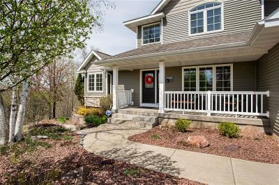 Eau Claire Single Family Home Active Under Contract: 10610 24th Avenue