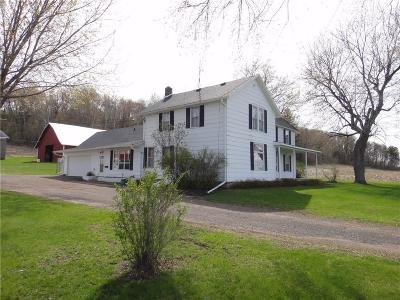 Eau Claire Single Family Home Active Under Contract: 7043 Hwy 12