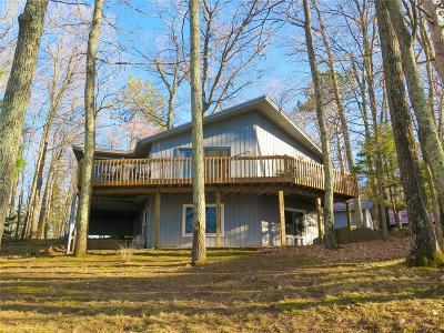 Spooner Single Family Home Active Under Contract: W5604 Peachtree Lane