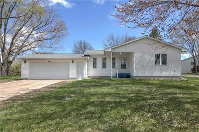 Osseo WI Single Family Home For Sale: $149,900