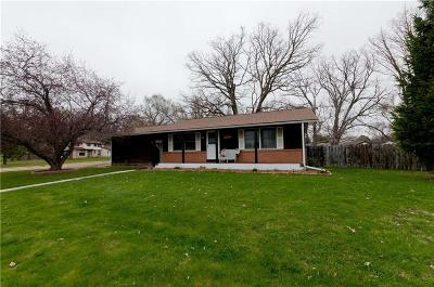 RICE LAKE Single Family Home Active Under Contract: 605 E Orchard Beach Lane
