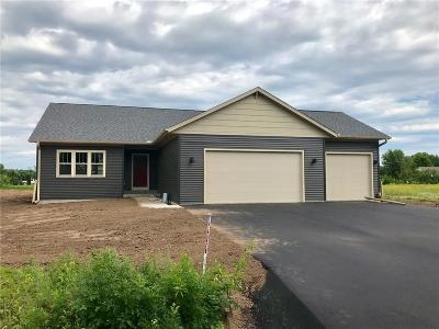 Chippewa Falls Single Family Home For Sale: 4975 180th Street