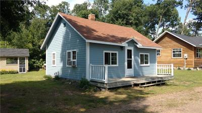 Spooner Single Family Home For Sale: 1286 County Road E